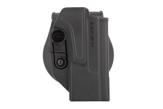 Orpaz Defense 1911 Holster Level 1 is custom molded with Nylon 6 Polymer