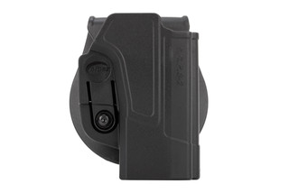 rpaz Defense SIG P320/250 Holster features a paddle attachment for quickly removing or wearing the holster