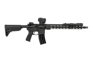 Head Down Firearms OTG AR15 Rifle Package features a 16 inch barrel and red dot sight included