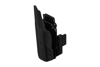 ANR Design CZ P10C AIWB holster is made from black kydex