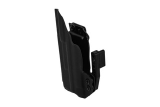 ANR Design CZ P10C AIWB light bearing holster is compatible with APLc weapon lights