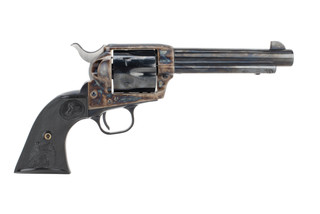 "Colt .45 LC Single Action Army with case hardened finish and 6"" barrel"
