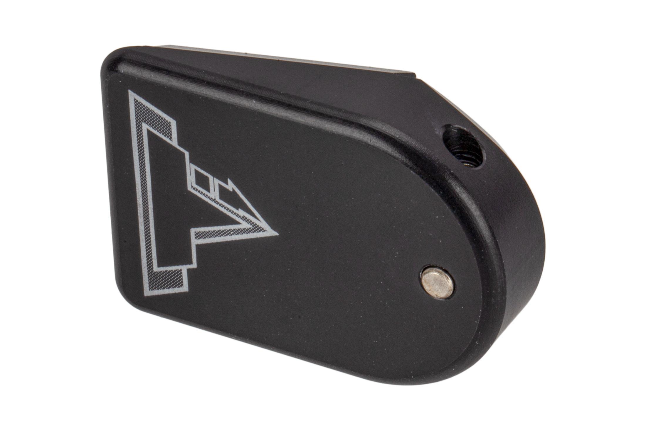 TTI Base Pad for P320/X5 9/40 +2 - Black