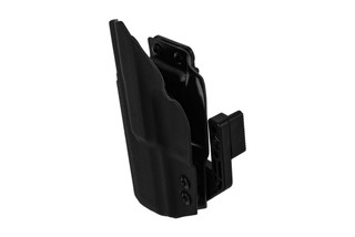 ANR Design SIG P320C Appendix Holster is made from black Kydex