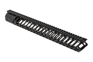 F1 Firearms P7M Hyper lite AR-15 handguard features a scalloped picatinny top rail