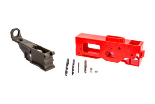 Polymer 80 warrhogg 80 percent 308 lower receiver includes the jig