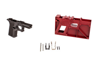 Polymer 80 PF940C compact frame kit comes with a milling jig