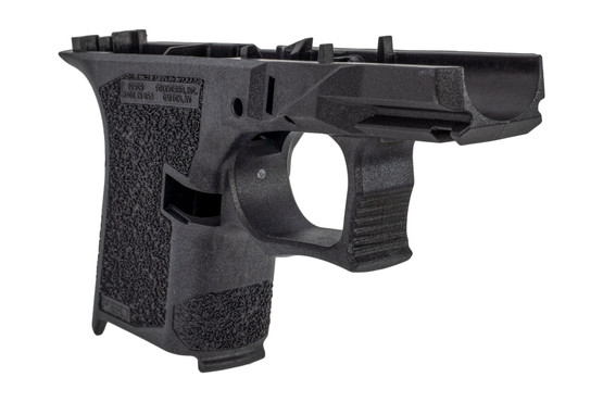 Polymer 80 PF940SC sub compact frame features an undercut trigger guard