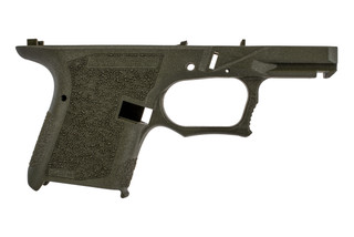 Polymer 80 PF9SC Sub Compact frame is made from OD Green polymer