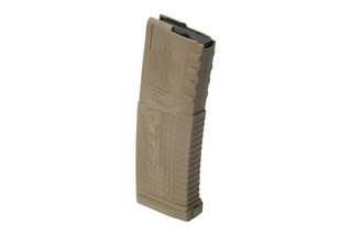 Polymer 80 .50 Beowulf magazine comes in flat dark earth polymer