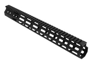 The FM Products Primary Arms Exclusive ultra light handguard features seven sides of M-LOK slots