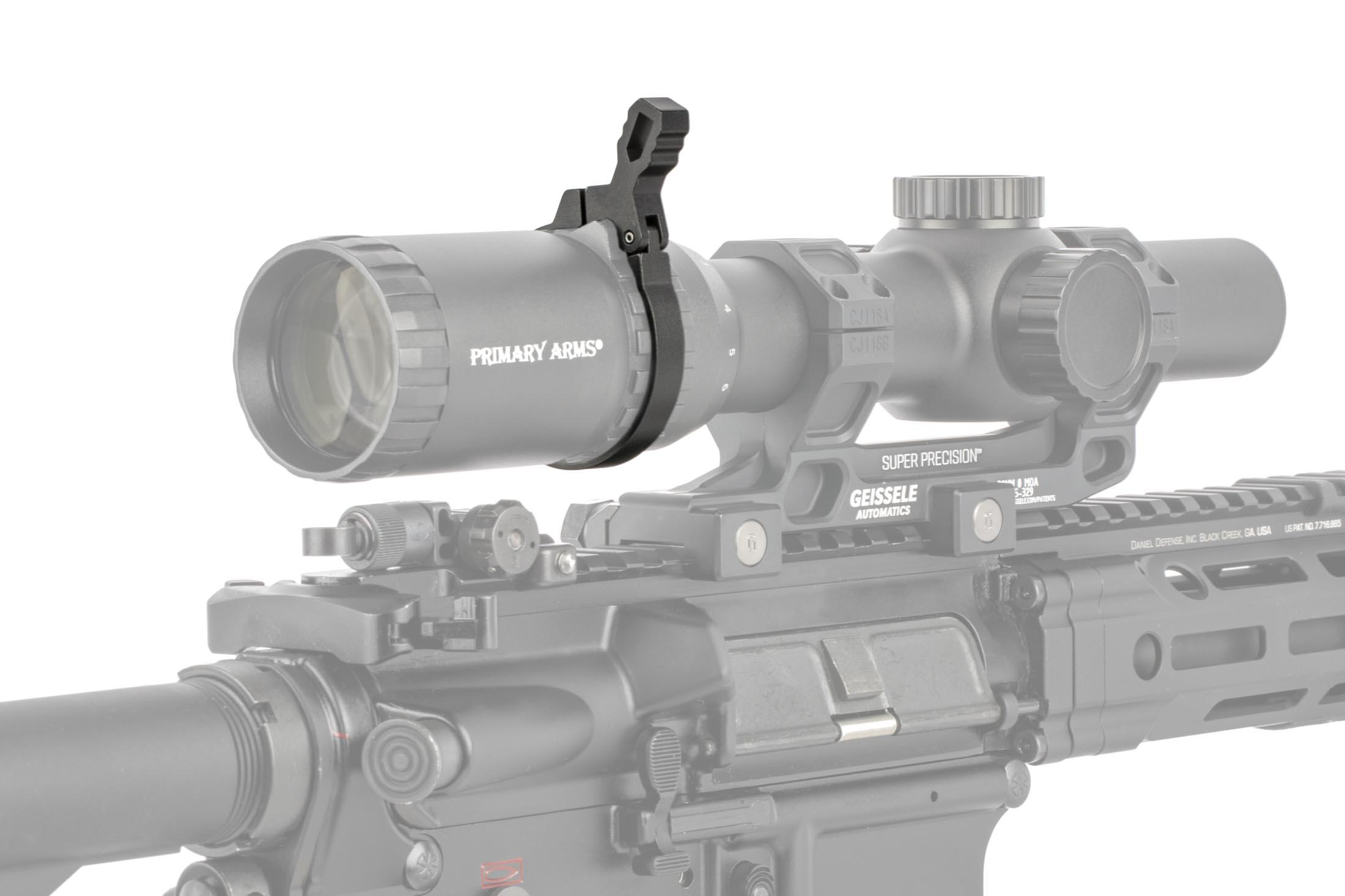 Primary arms easy to install magnification lever fits most of our SLx6 and SLx8 low power variable rifle scopes