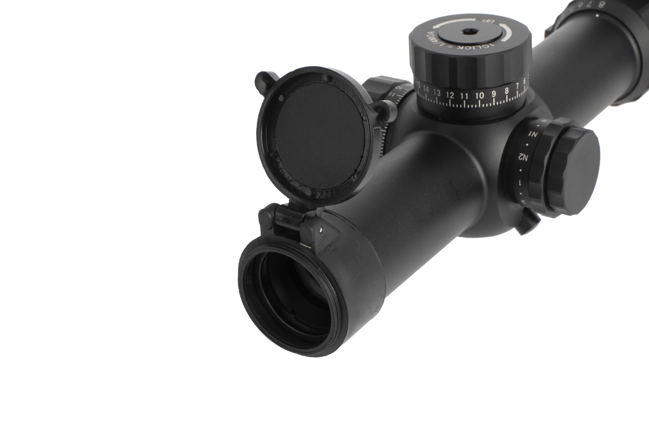 Primary Arms PLx8 1-8x24mm FFP Rifle Scope - Illuminated ACSS Griffin MOA Reticle