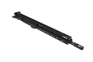 "The Seekins Precision 14.5"" NX14 Mid-Length Complete Upper features a 12"" NOXs M-LOK Rail"