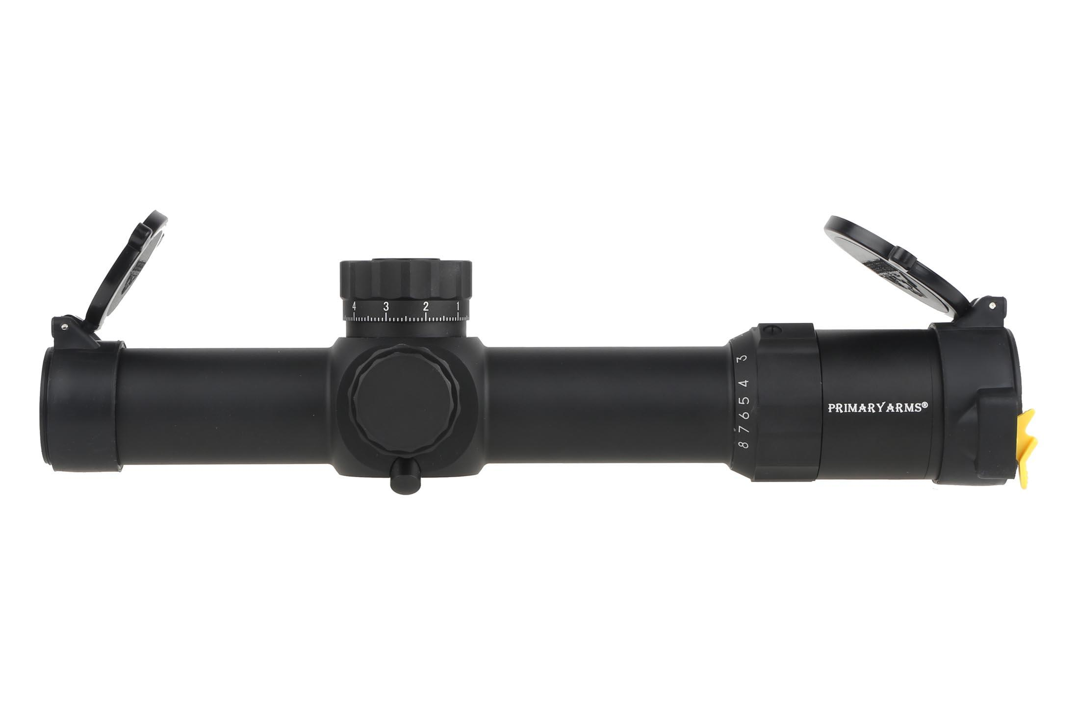Primary Arms Platinum 1-8X24mm Scope with Patented ACSS 5.56 / 5.45 / .308 Reticle