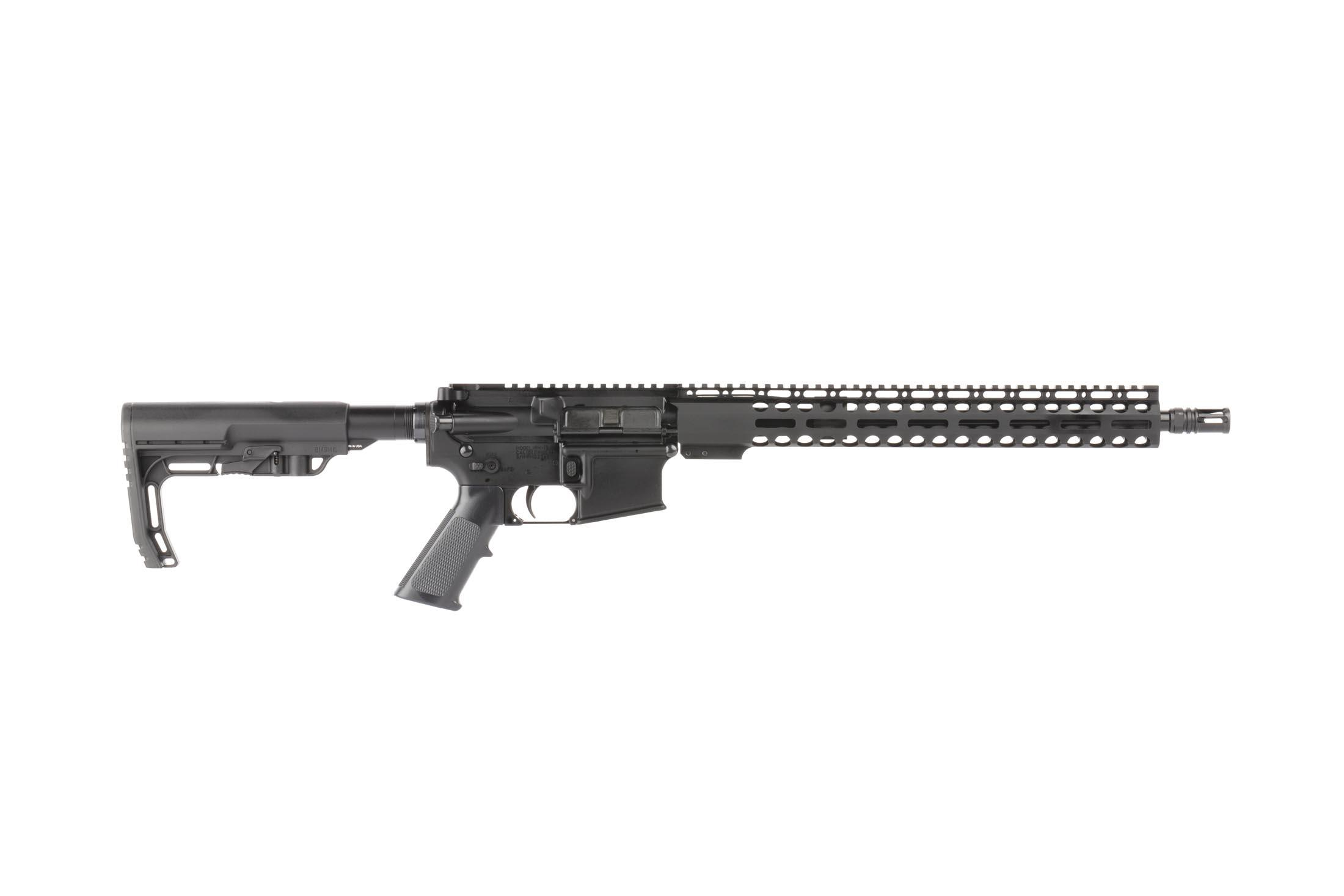 Radical Firearms 16in 300 BLK Primary Arms exclusive complete rifle with 15in M-LOK handguard and MFT minimalist stock