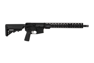 The Radical Firearms 556 AR15 complete rifle features a B5 SOPMOD stock and type 23 grip