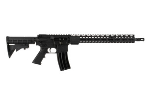 The Radical Firearms RF-15 Rifle features a Primary Arms Exclusive M-LOK handguard