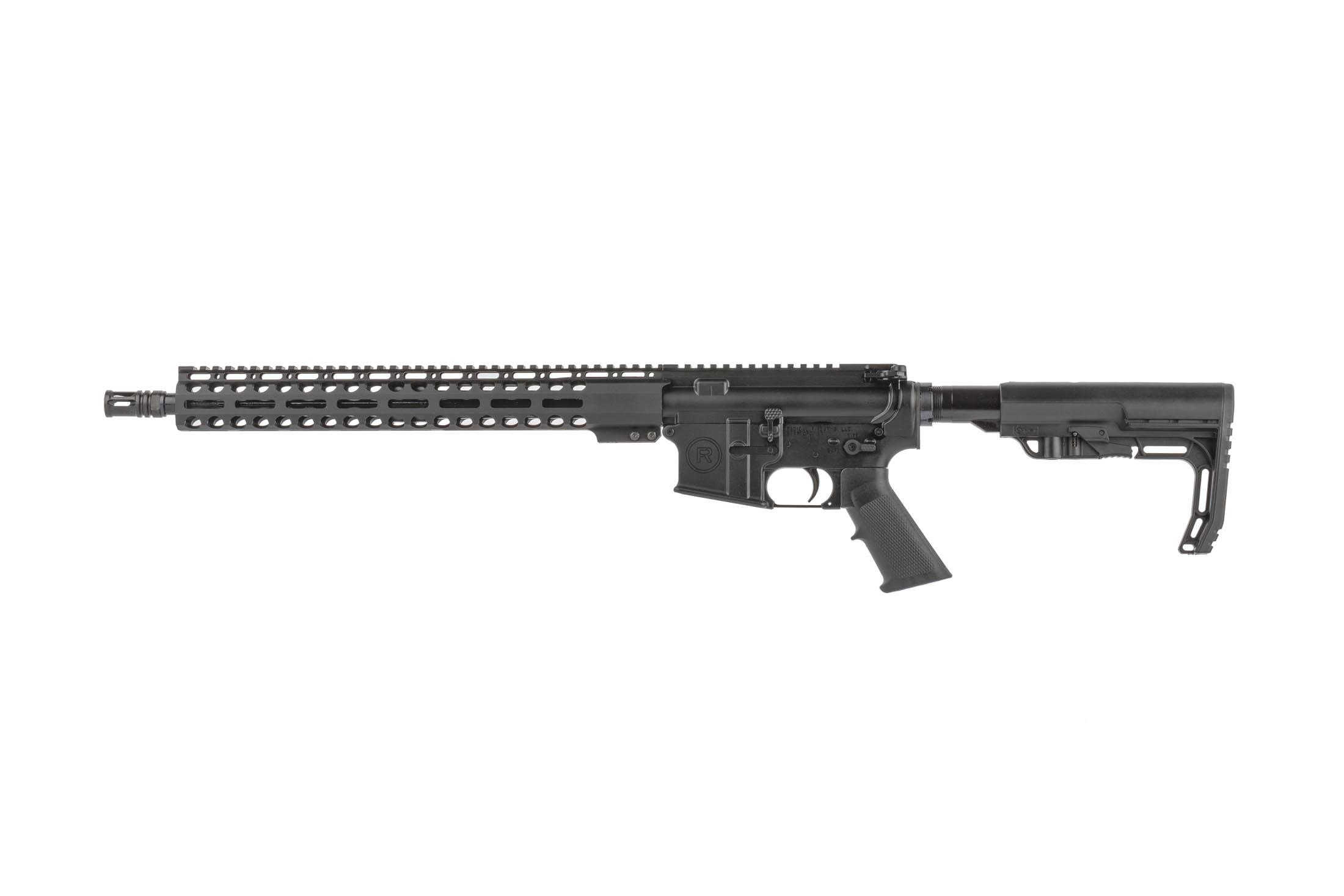 Radical Firearms complete 16in 7.62x39mm AR carbine features a 15 inch PA Exclusive M-LOK handguard