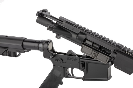 Radical Firearms complete 16 inch 7.62x39mm AR carbine features an M16 bolt carrier group and standard charging handle
