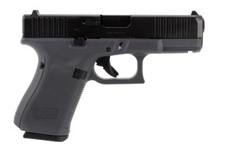 Glock 19 Gen5 9mm Grey 10 rd mag