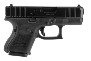 Glock G27 Gen5 .40 S&W Subcompact Pistol with nDLC Finish