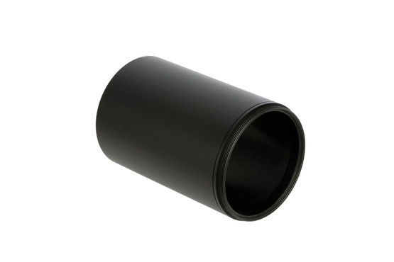 The Primary Arms Sun Shade for 3-18x50mm DMR Scope has an easy to install screw in design