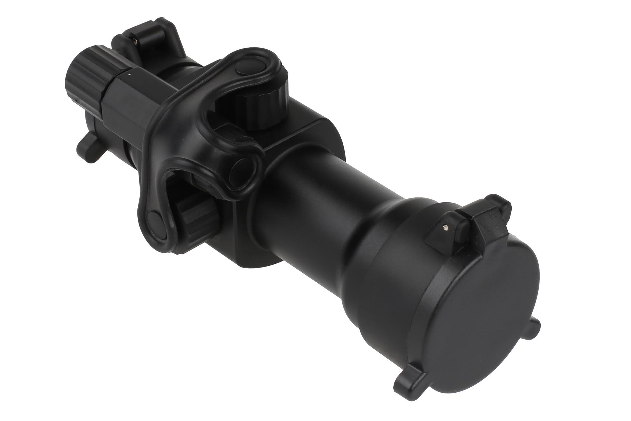The Primary Arms Advanced 30mm AR15 red dot sight features a 2 moa dot
