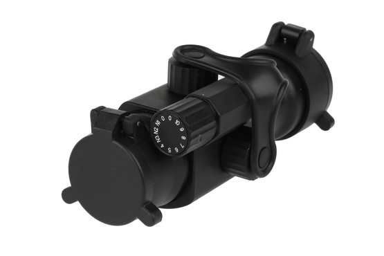 The PA Red Dot sight features 3 night vision compatible settings