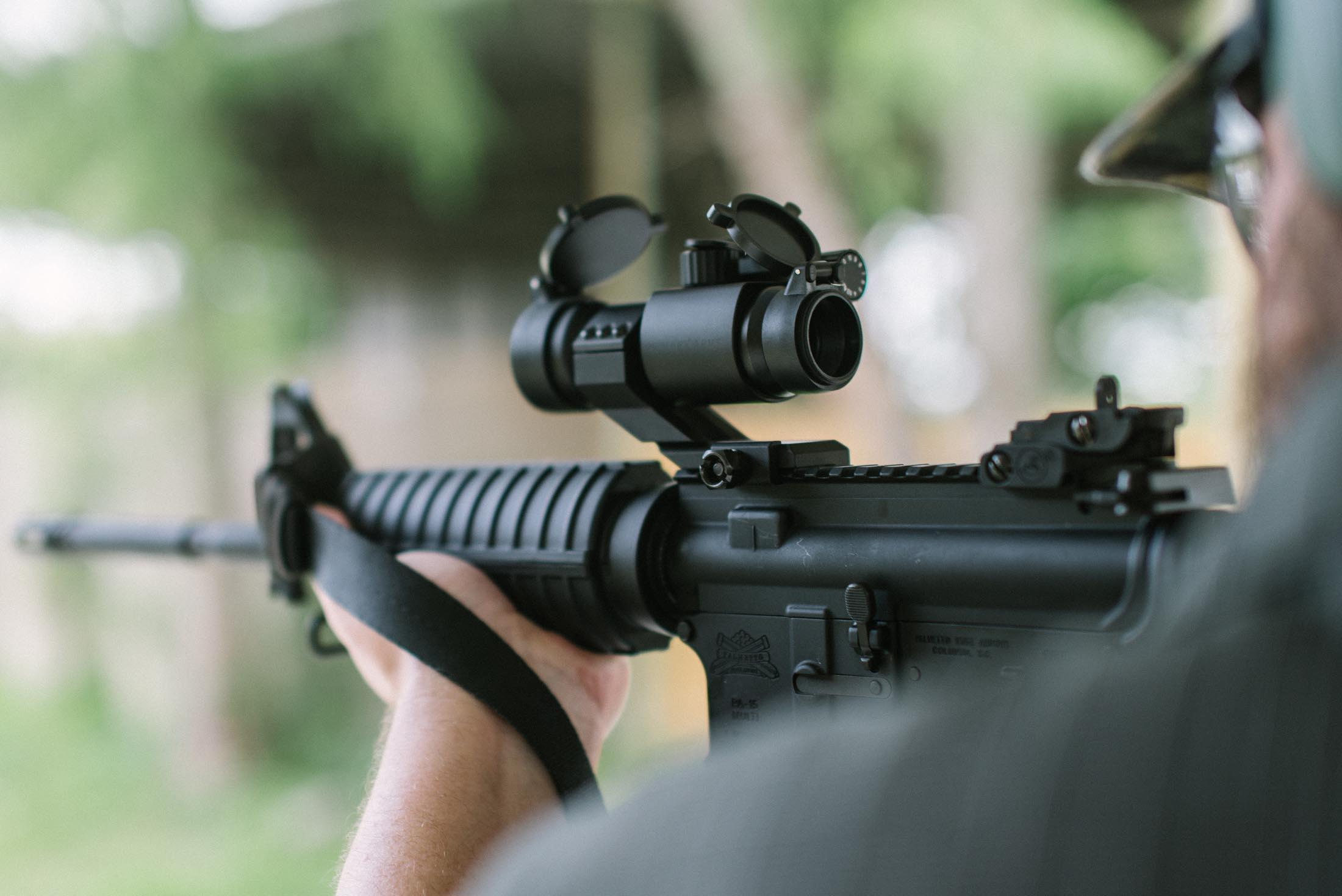 The Primary Arms Advanced 30mm red dot optic is perfect for your carbine build