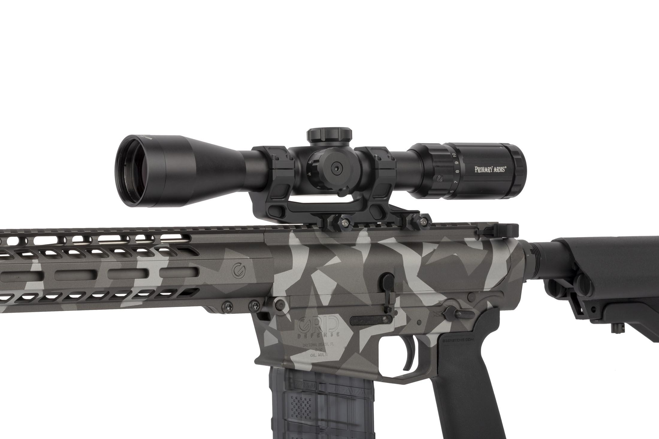 Primary Arms Silver Series 4-14x44mm FFP Rifle Scope - ACSS-Orion