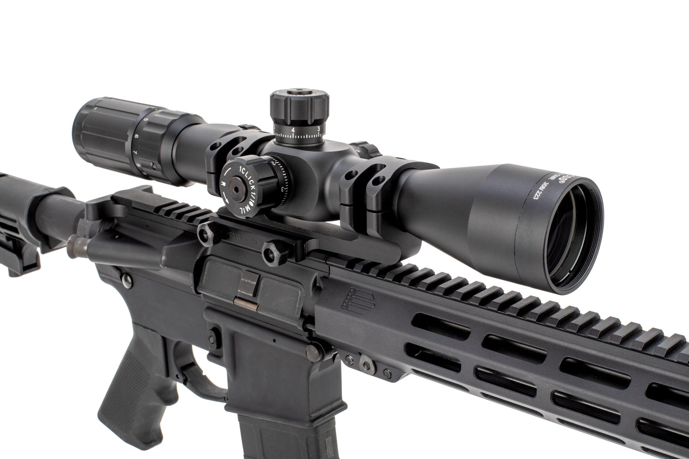 Primary Arms 4-14X44mm Riflescope - ACSS HUD DMR .308/.223 Reticle