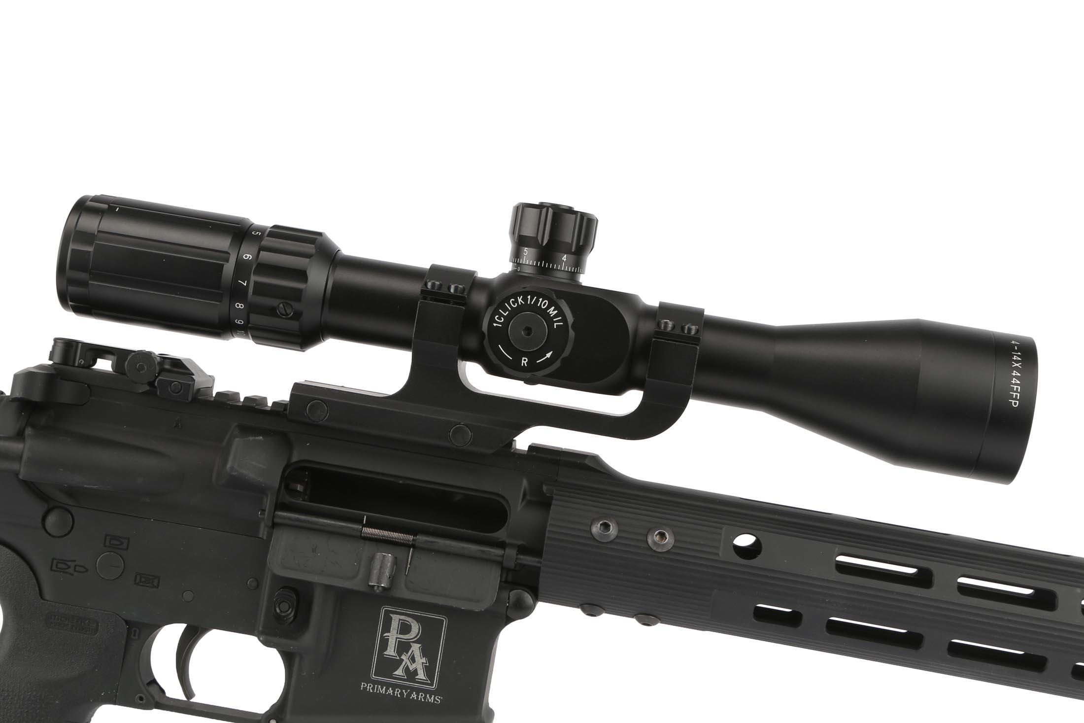 Primary Arms 414x44mm Riflescope  Mildot