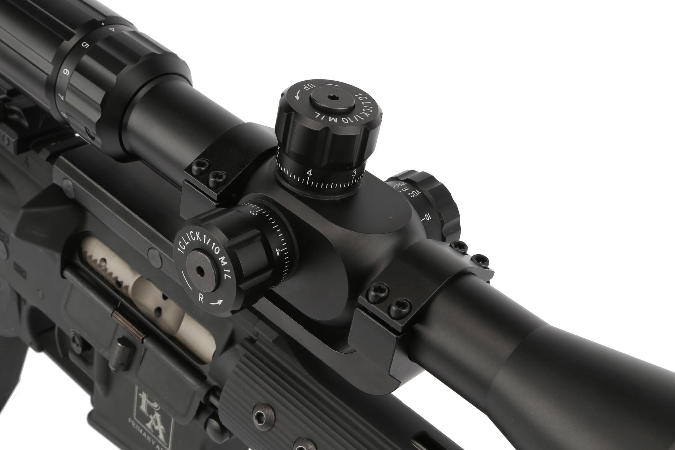 Primary Arms Silver Series 4-14x44mm FFP Rifle Scope - MIL-DOT