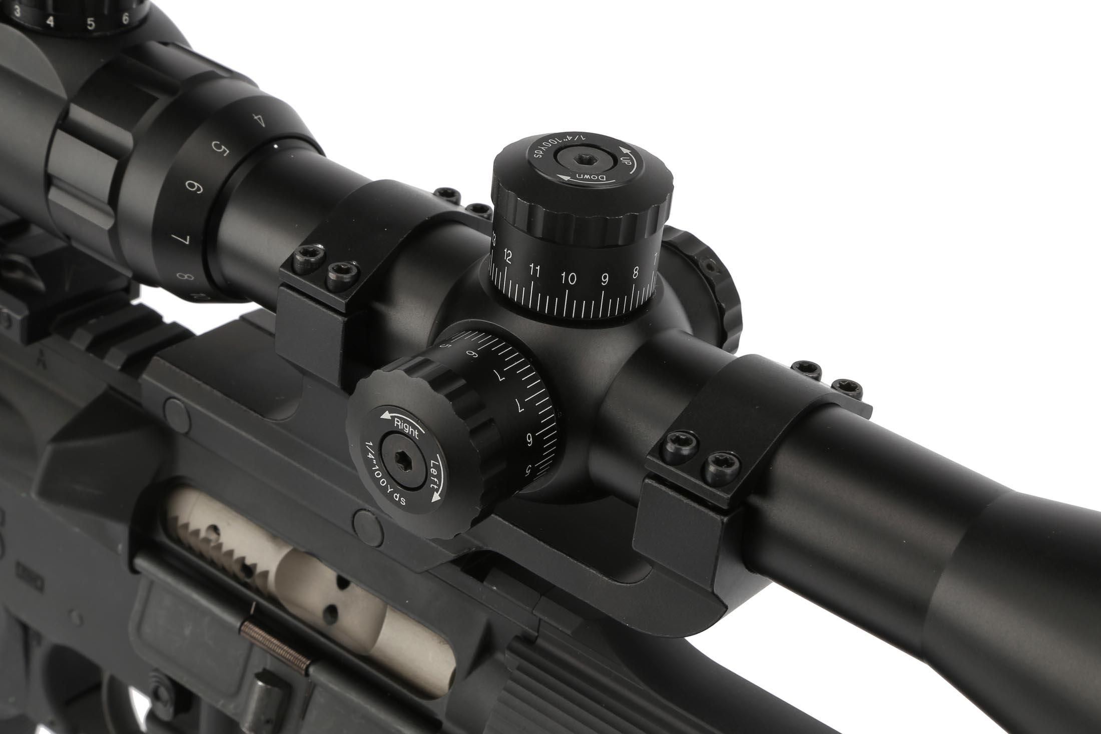 Primary Arms 4-16X44mm Riflescope - Illuminated Mil Dot Scope