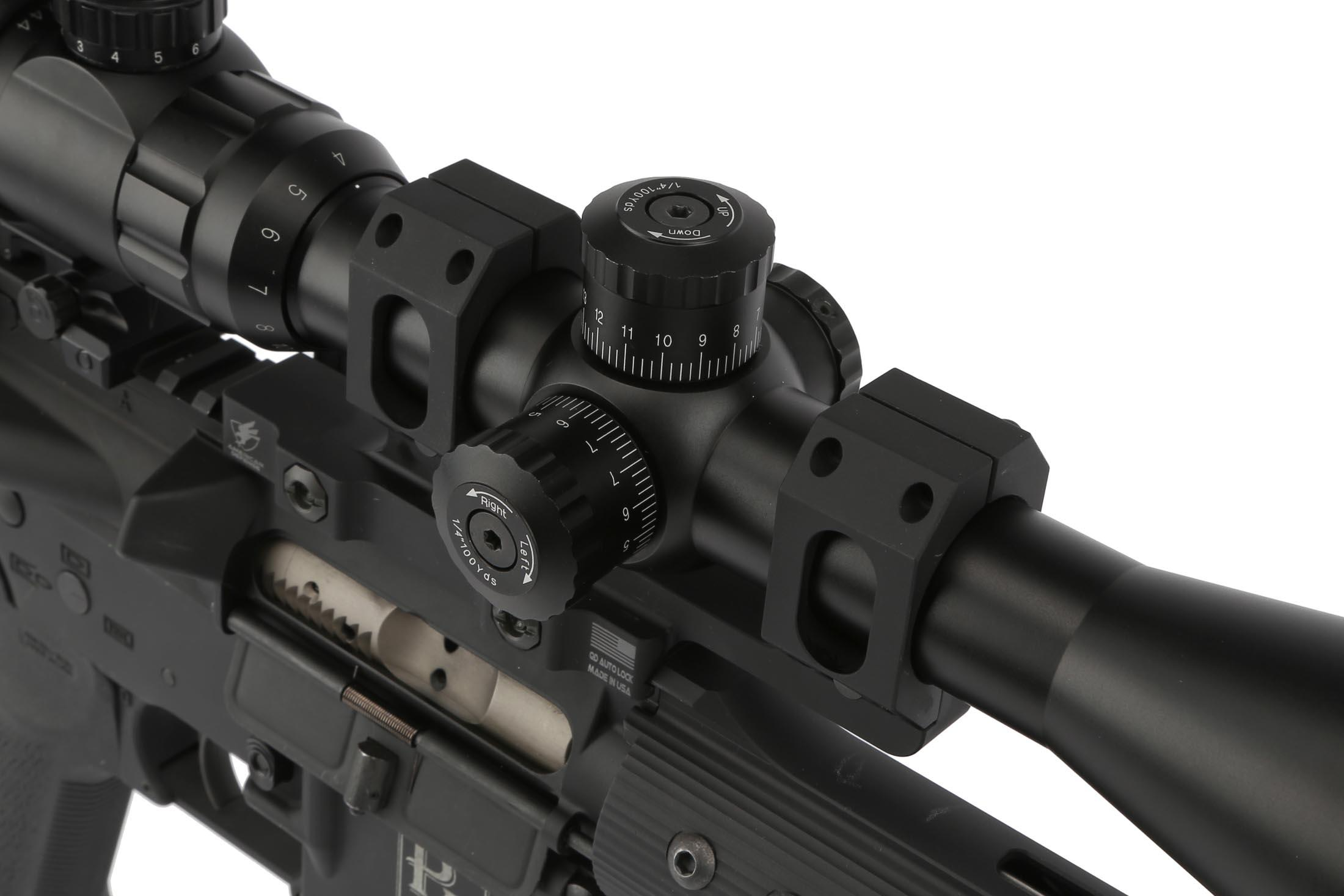 Primary Arms Classic Series 4-16x44mm SFP Rifle Scope - Illuminated MIL-DOT