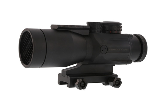 The Primary Arms anti-reflection device killflash is made from durable aluminum and prevents glare