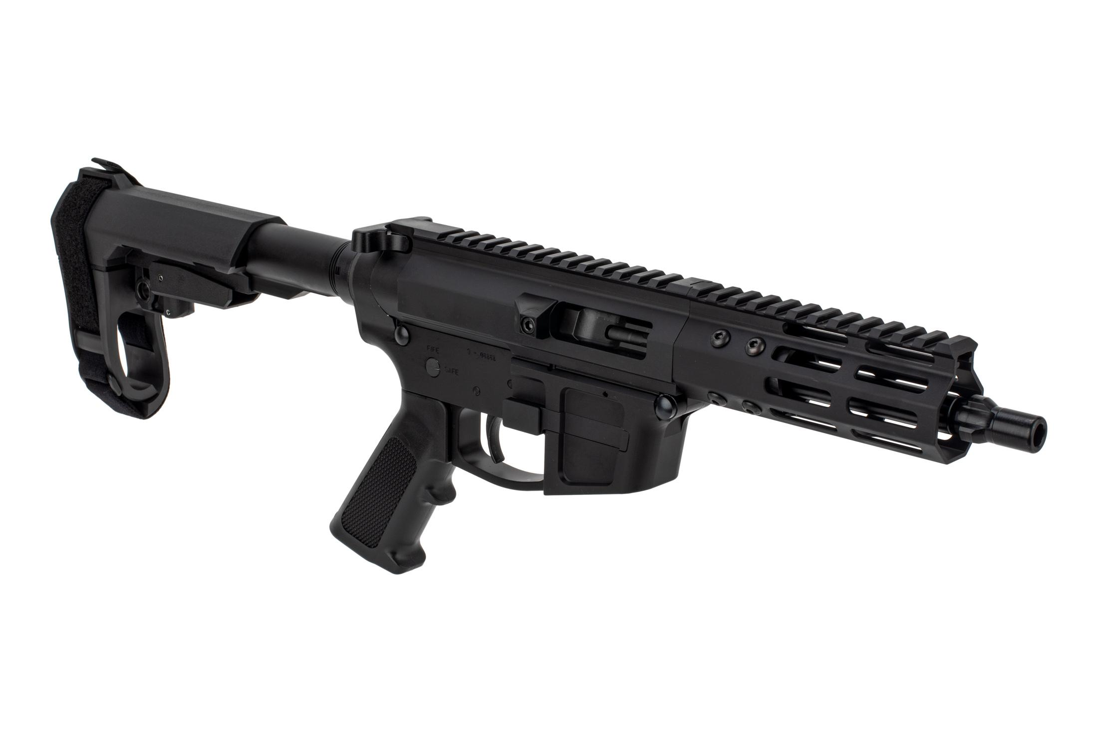 Foxtrot Mike Products 9mm Tri Lug SBA3 PA Exclusive Pistol - 7