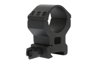 The Primary Arms absolute cowitness 30mm scope mount is made from aluminum