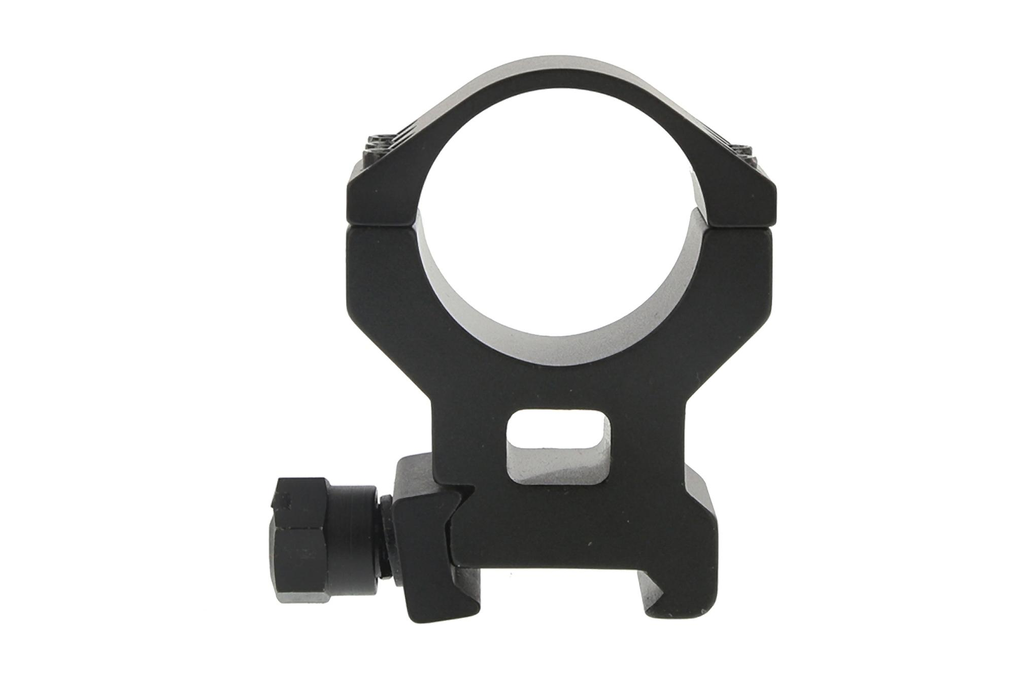 The Primary Arms 30mm scope ring absolute co witness mount features a lightweight design