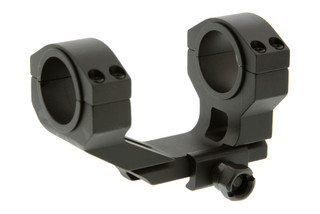 The Primary Arms AR15 basic 30mm scope mount is made from aluminum and perfect for your plinking rifle