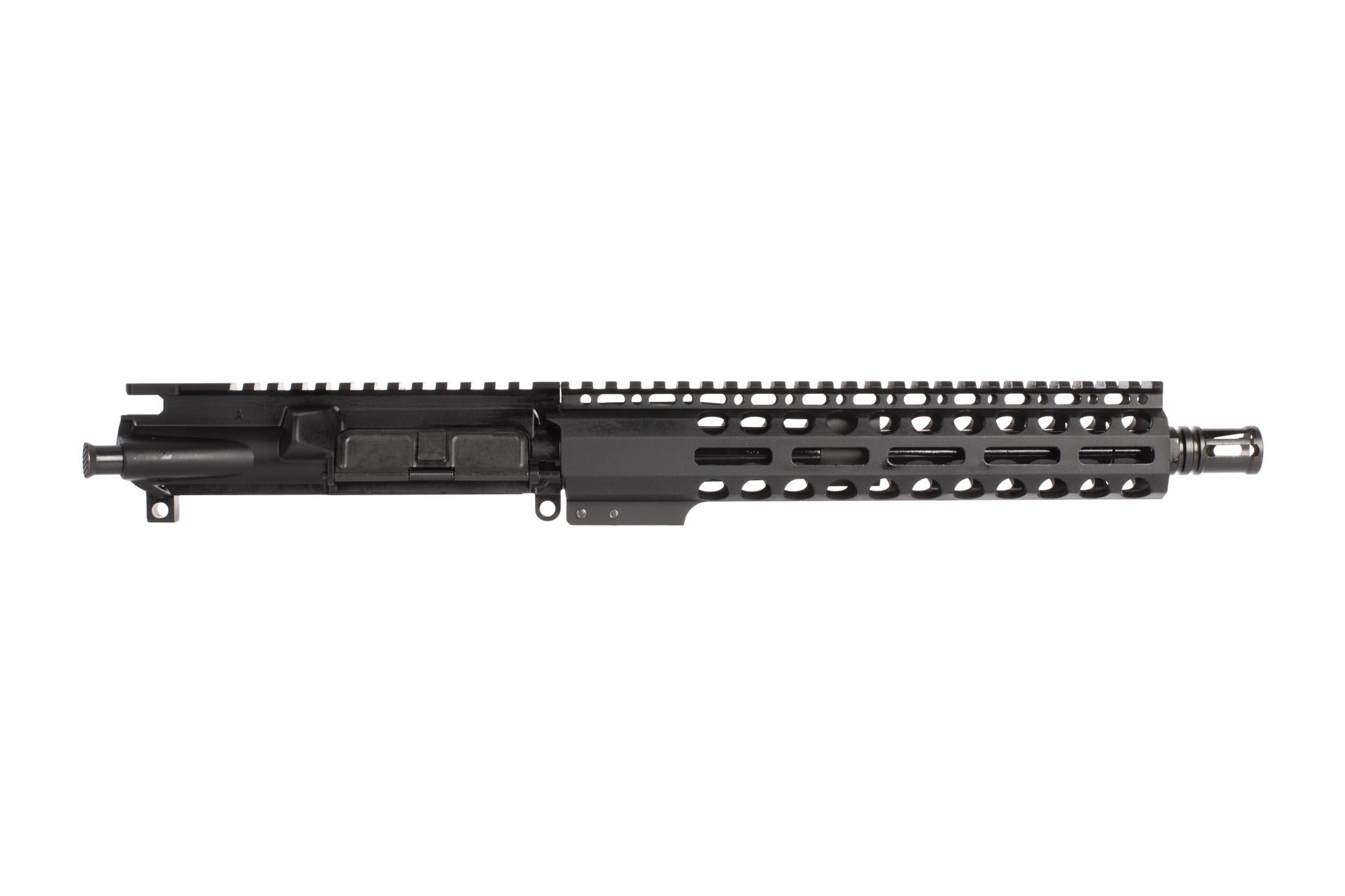 Radical Firearms 10.5in M4 barreled 300BLK AR-15 upper is fed by a reliable carbine length gas system with M-LOK rail