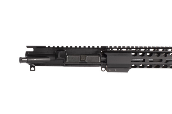 Radical Firearms 10.5in .300 BLK AR15 barreled receiver is built with a MIL-SPEC flat top M4 upper receiver and M-LOK Rail