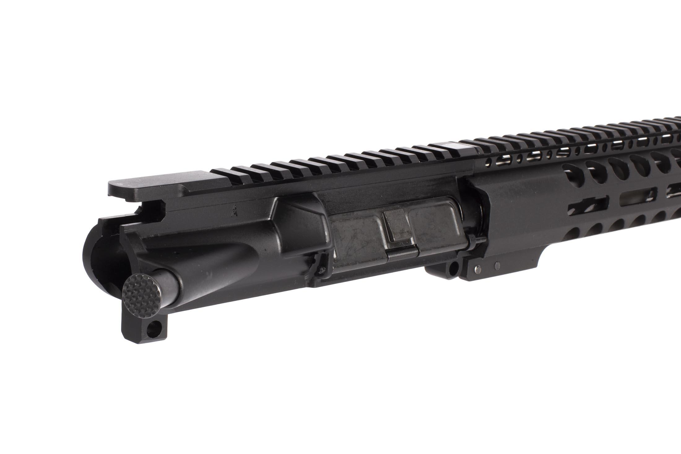 Radical Firearms M-LOK equipped 10.5in Barreled M4 upper in 300 BLK is ready for your favorite charging handle and BCG