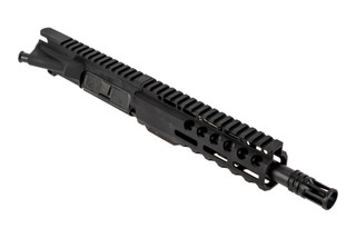 The Radical Firearms 300 Blackout Barreled upper receiver features an 8.5 inch barrel and pistol length gas system