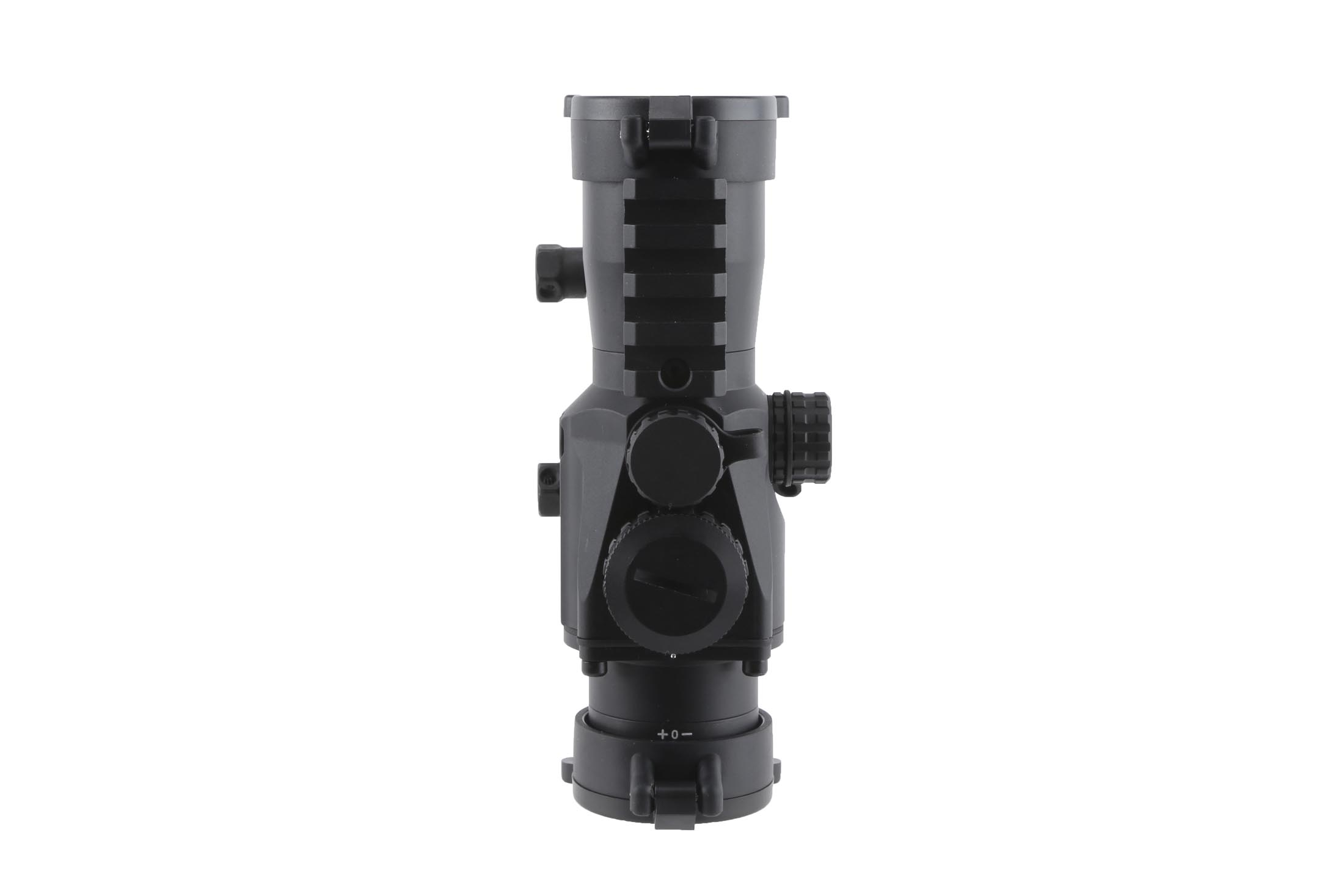 Primary Arms 3X Compact Prism Scope with the Patented ACSS 5.56 Reticle