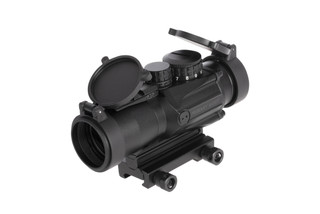 Primary Arms Gen II 3X Compact Prism Scope with illuminated ACSS 5.56 CQB-M2 Reticle with tough black anodized finish