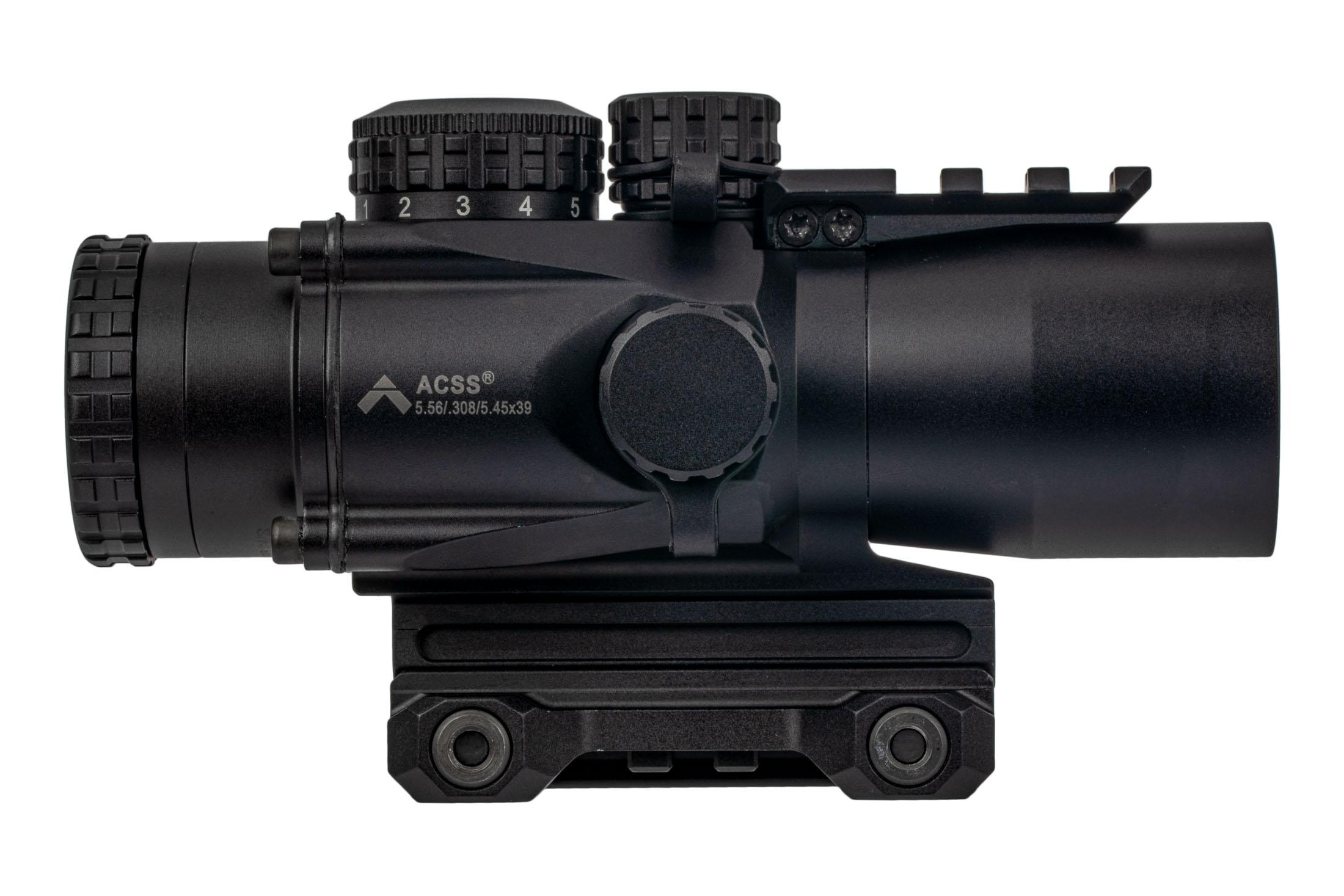 Primary Arms SLx 3x32mm Gen III Prism Scope - ACSS-5.56-CQB-M2 Reticle