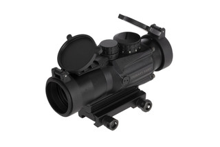 Primary Arms Gen II 3X Compact Prism Scope with illuminated ACSS 7.62x29 / 300 BLK CQB Reticle with black anodized finish