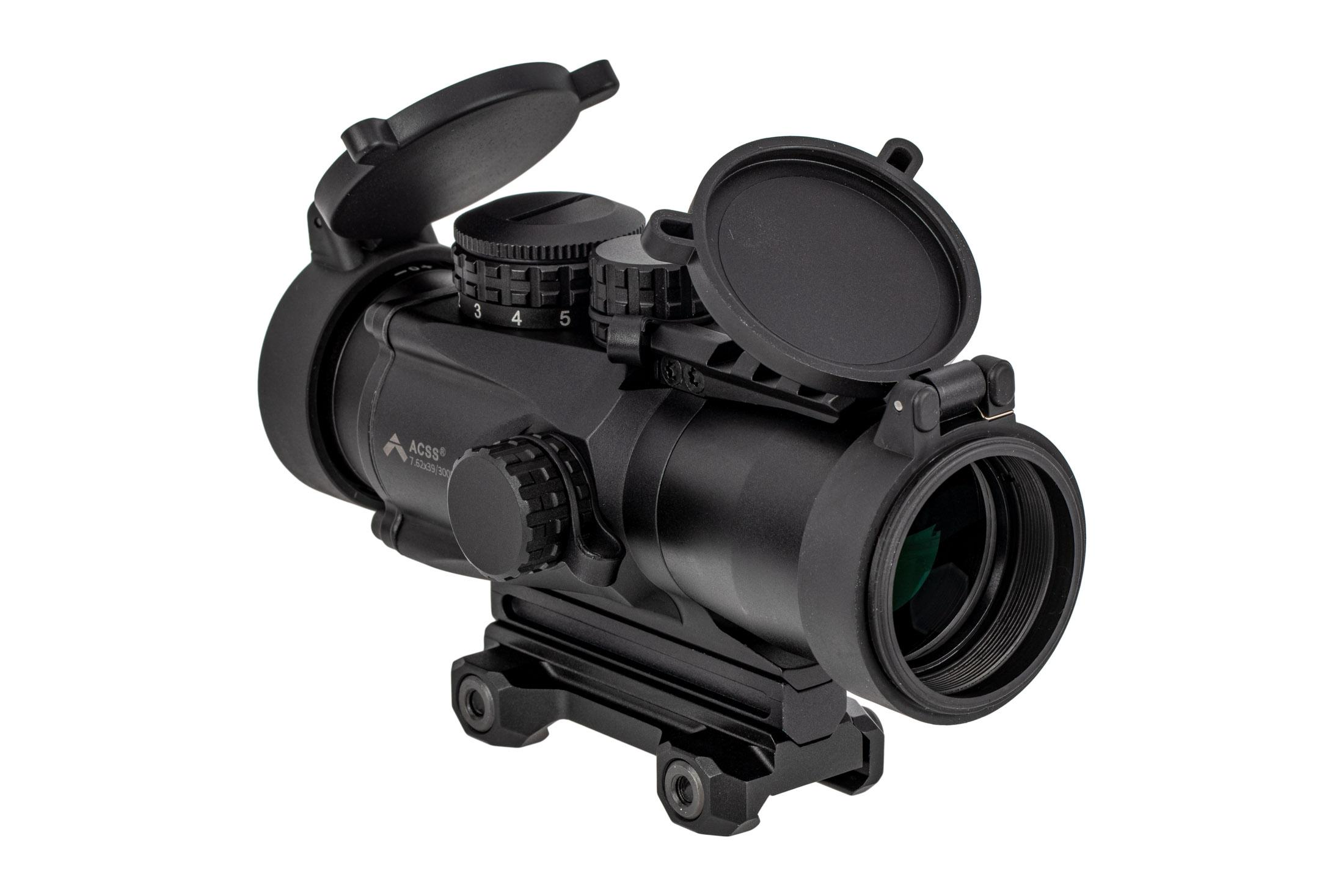 Primary Arms SLx 3x32mm Gen III Prism Scope - ACSS-CQB-300BLK/7.62x39 Reticle